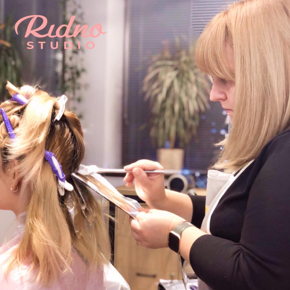 Услуги парикмахера-колориста